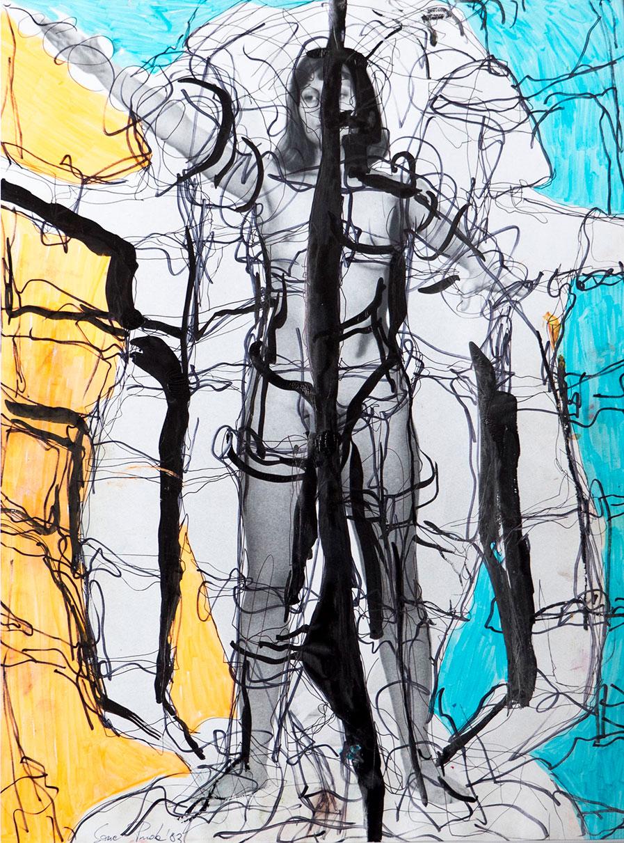 Marilena Preda Sanc, Body-Space