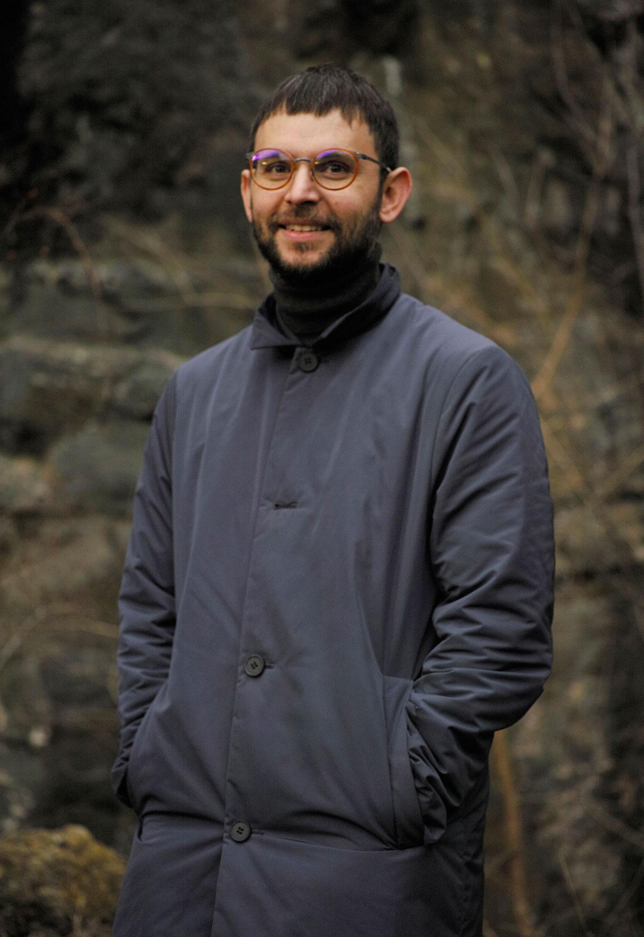 Mihai Platica portret